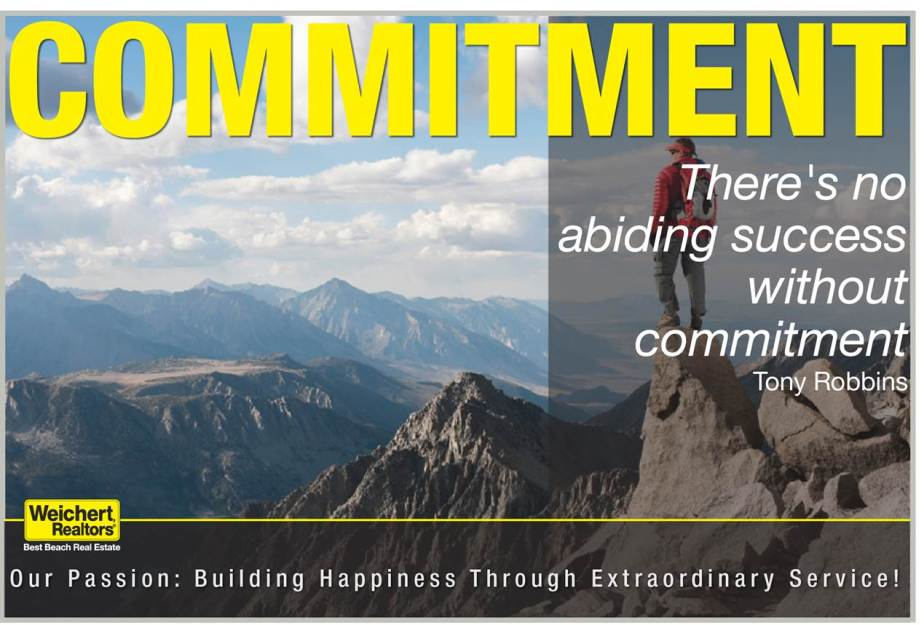 Commitment Core Value