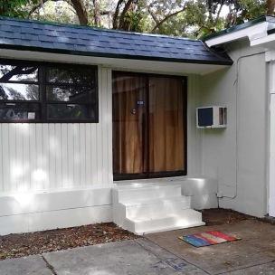 Back House Door