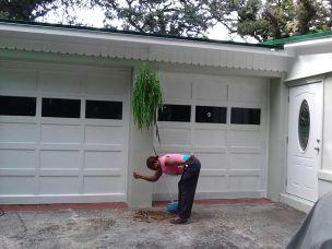 Front Garage & Main Door