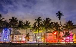 Miami attracts tourism