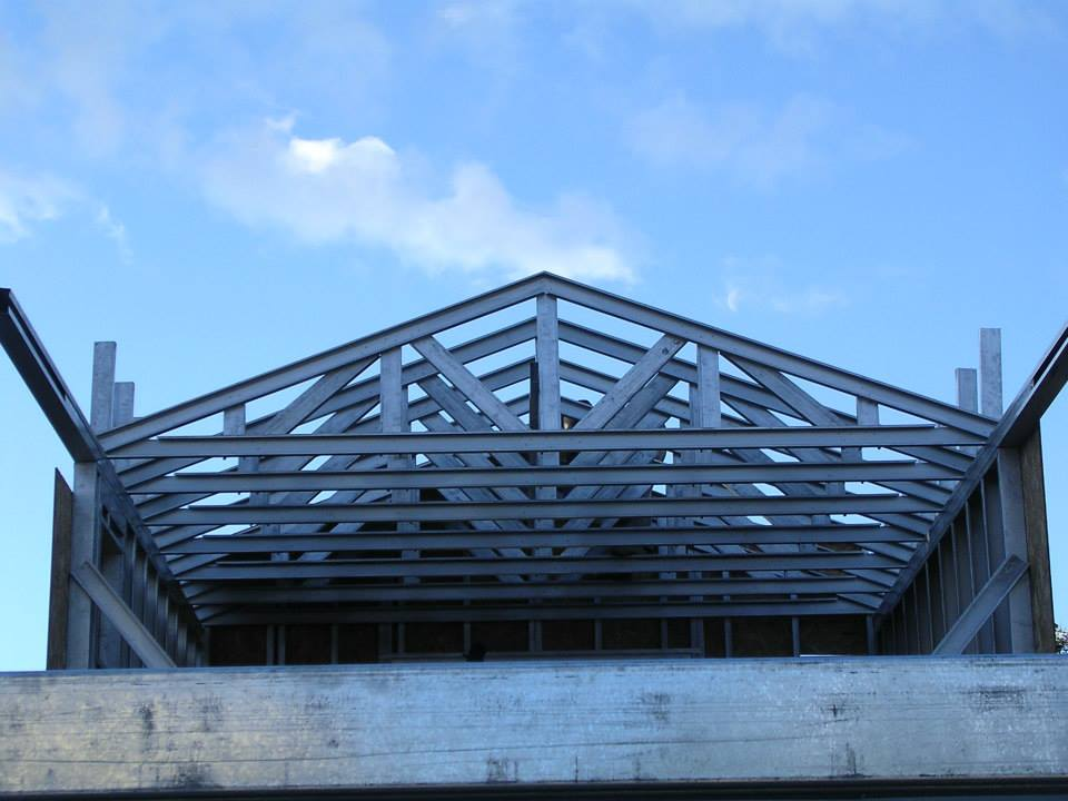 Eco Friendly Construction: Steel Framing (4/6)