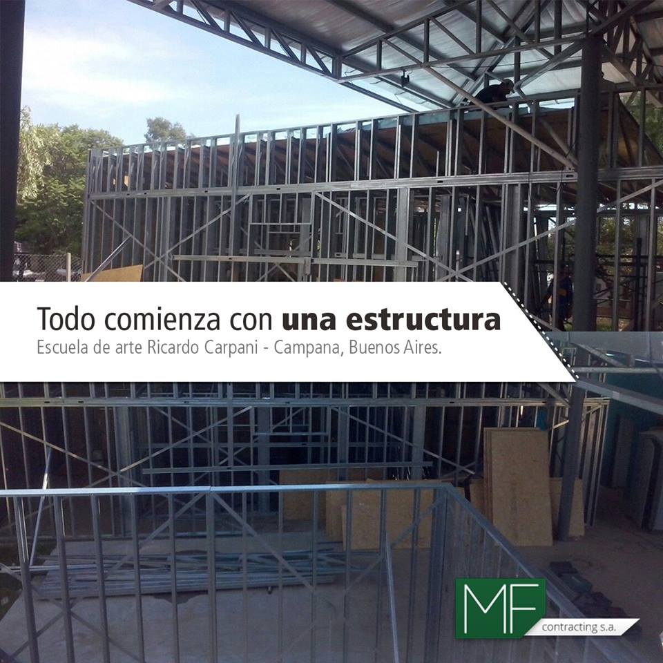 Eco Friendly Construction: Steel Framing (3/6)
