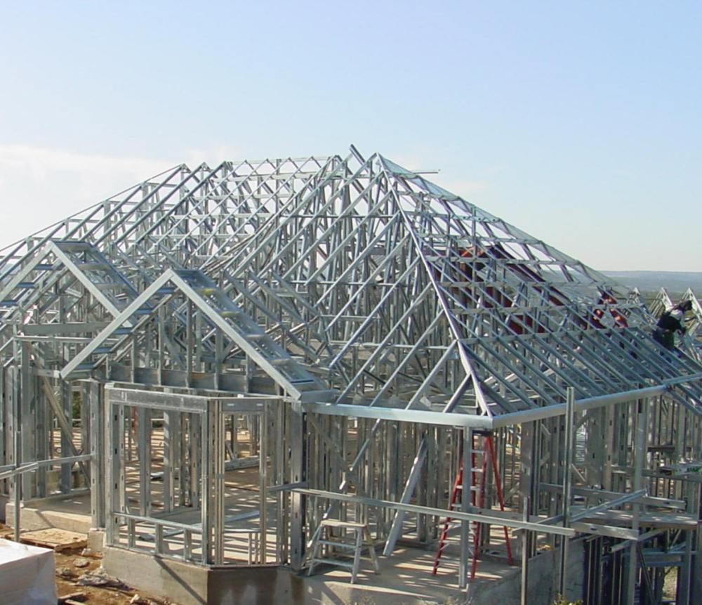 Eco Friendly Construction: Steel Framing (6/6)