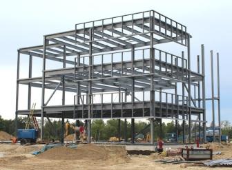 Steel Framing pic 1