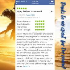 Araceli Zillow Review by Yomaris